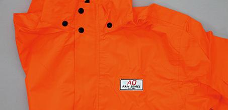 AQ-03 レインスーツイメージ